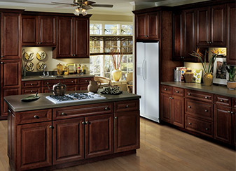 Flooring & Kitchen Design Center is your one-stop shop for all of your kitchen cabinet needs!