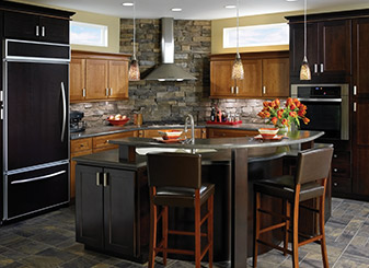 Let our expert staff at Flooring & Kitchen Design Center guide you on your next kitchen or flooring project!